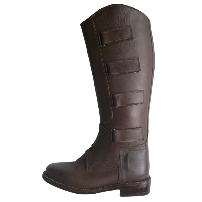 Polo Player Boots 4-Strap