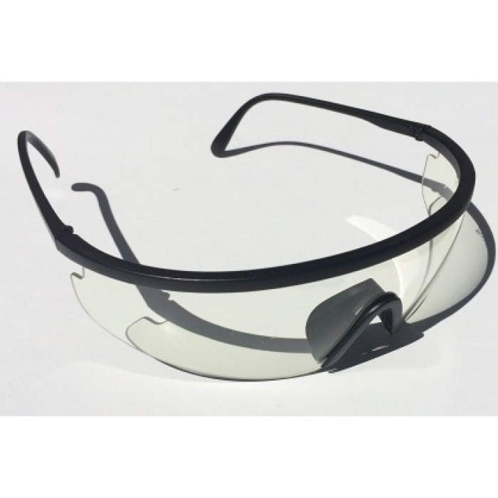 Polo Goggles - Clear Yellow