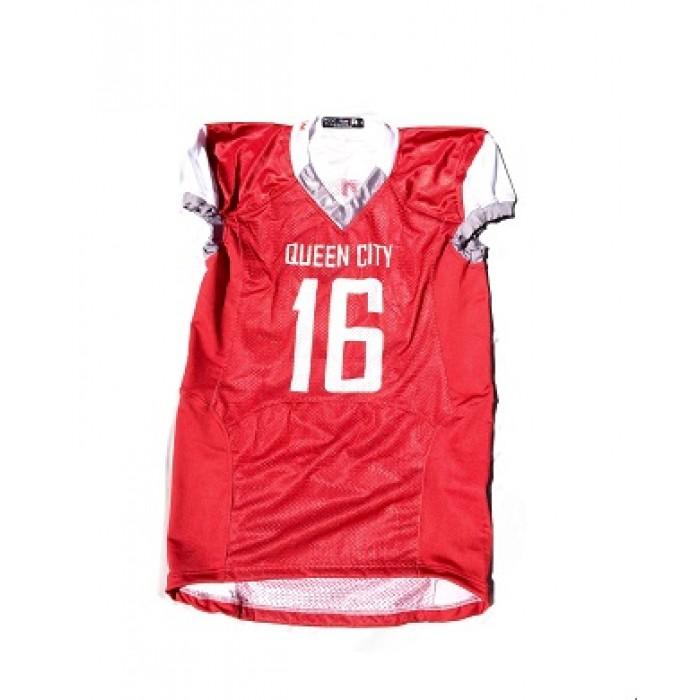 70b2ab115 Custom Sublimated Youth Football Uniforms - Set of 10