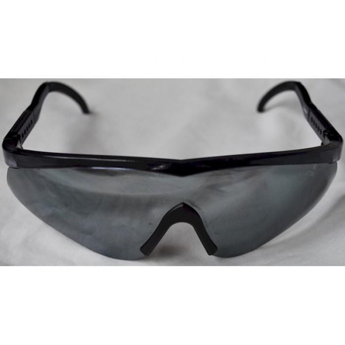 Polo Goggles: Jet Black Polo