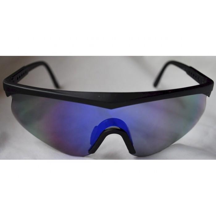 Polo Goggles: Matt Black
