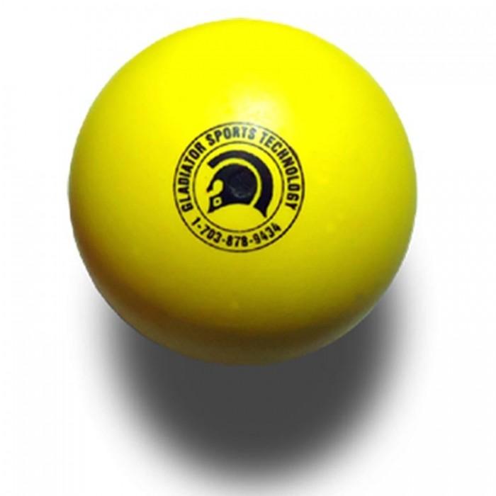 Polocrosse Ball Orange White Red Blue Yellow