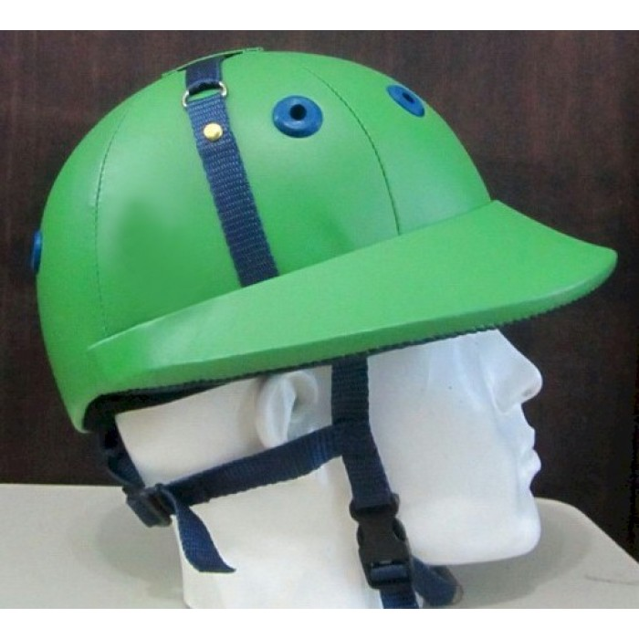 Polo Player Helmet 3-Point Chin Strap