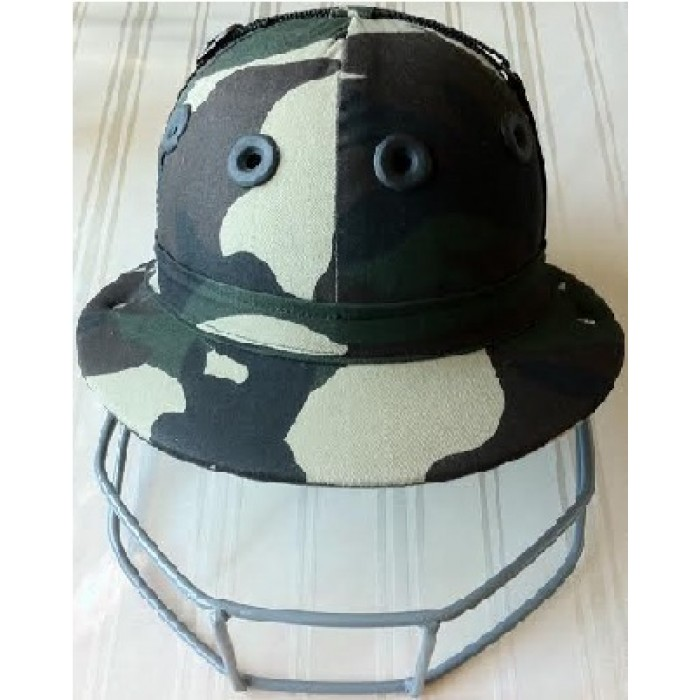 Custom Polo Player Helmet