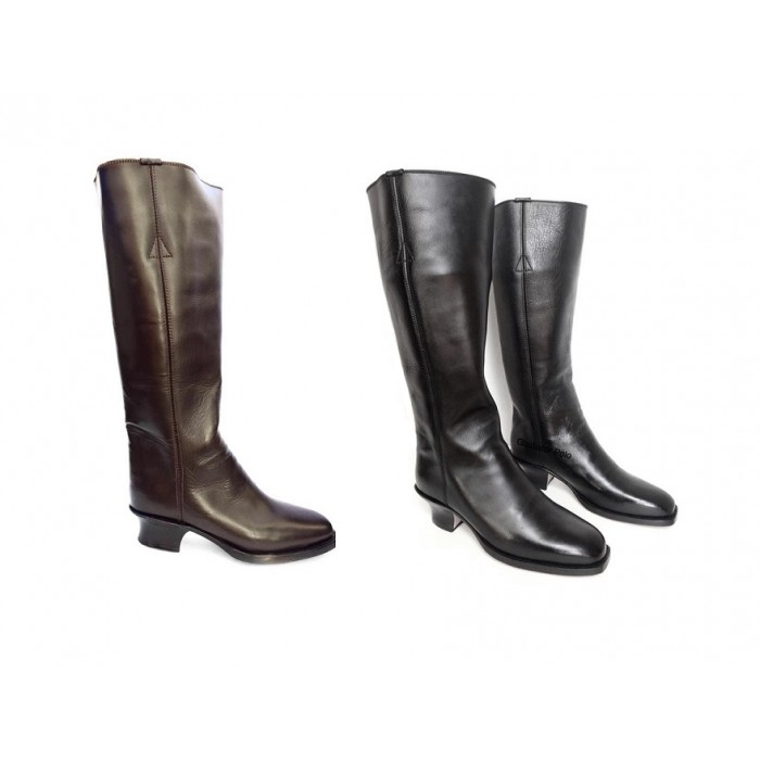 Cowboy Action Shooter Boots