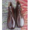 Civil War Brogan Shoes Full Grain